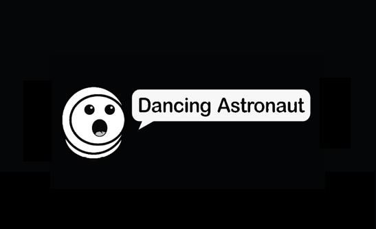 DancingAstronautLogo